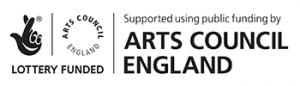 Arts England logo