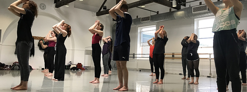 Secondary School Dance Provision