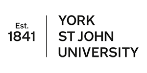 York St Johns Uni Logo