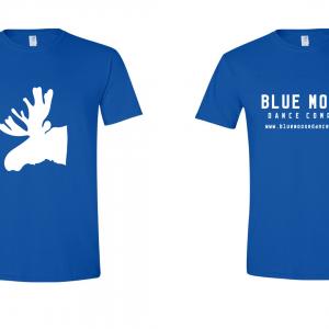 blue moose tshirt classic