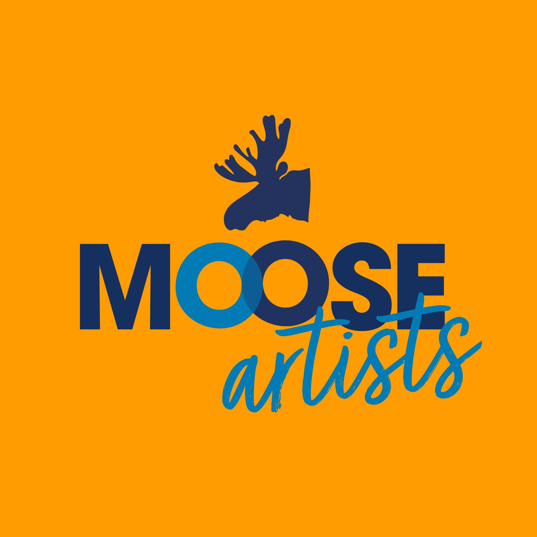 moose club artists full logo