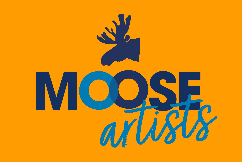 moose club artists logo